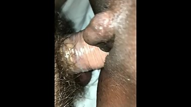Black girl from tinder with HUGE clit fucked by white guy