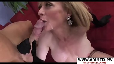 Very Sexy New Mama Nina Hartley Fucking Cool Touching Bud