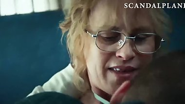Patricia Arquette Sex Scene from 'Escape at Dannemora' On ScandalPlanet.Com