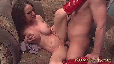 Jessica Jaymes & Siblings Nasty Afternoon Fuckfest