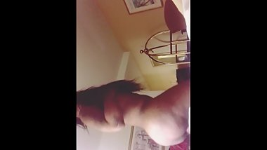 Type of videos I send 2 daddy he wanted to see Big Ole Ass Clap and my 9in