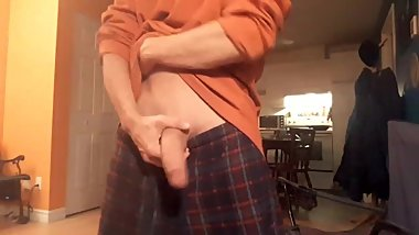 Camshow live 8 (In pajamas in the evening)
