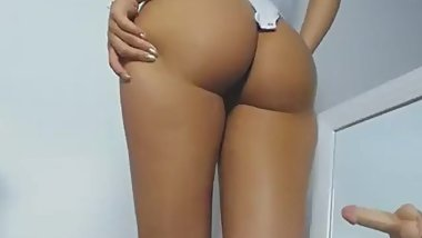 HOT! Teen Latina Baby - Amazing Butt from Paris