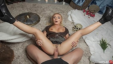 VRCosplayX Busty MILF Lagertha Cheats On Ragnar With You In VIKINGS XXX