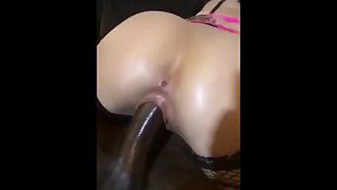 SLO MO: Wife fucked by BBC