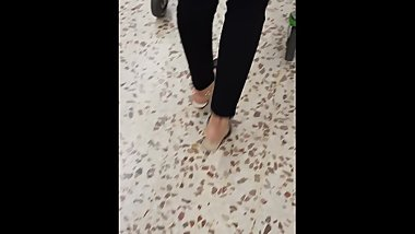 Supermarket Mules Indian Feet
