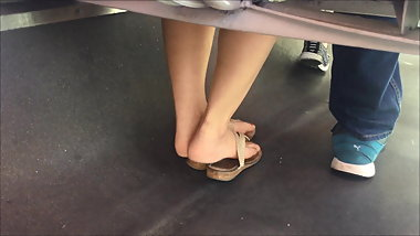 Candid Feet Soles Part 2