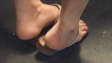 Candid Feet Soles Part 3