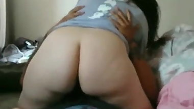 Her Ass giggles