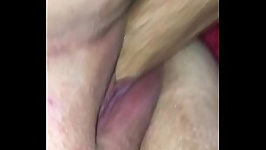 Husband hardcore fisting wife till orgasm