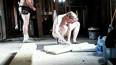 Naked Builders Comedy series