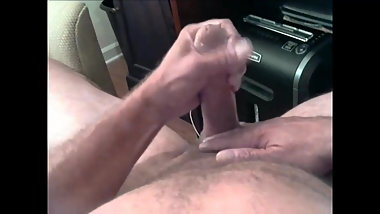 straight dad cumming loads