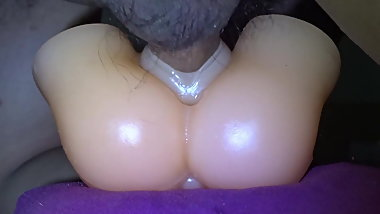 small cock fuck faked Pussy with condoms 07