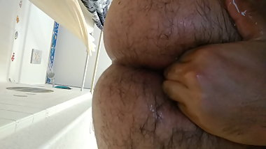 Teasing my hungry hole