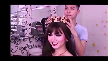 Asian Male Becomes Beautiful Princess