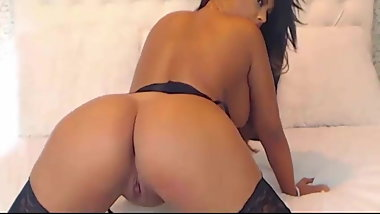 Amazing ass and pussy