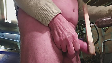 cock whipping