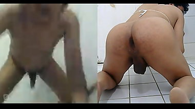 BIG ASS NUDE SHOW