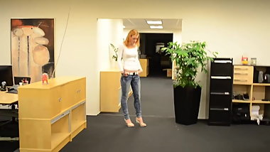 HEELS IN THE OFFICE