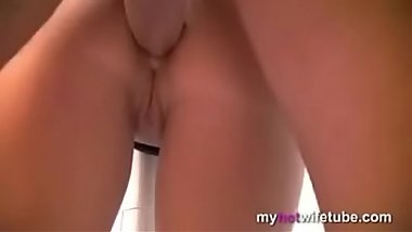 My wife love anal