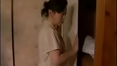 Japanese mature Milf serves for the two husband under the same eaves - Pt2 On HdMilfCam.com