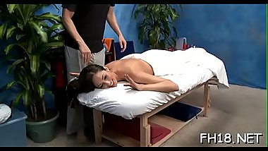 Hot bombshell beg her therapist to drill her