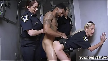 Police interrogation and milf office threesome Don'_t be ebony and