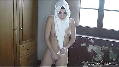 Arab exhausted and girl with muslim bf first time Meet fresh handsome