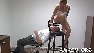 Needy bitches domination sex with dude willing for humiliation