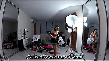 Asian Amateur Meaty Pussy Cougar Size Queen Juliet Uncensored: &quot_I Just Need Dick&quot_ Pissing Compilation #JulietUncensoredRealityTV: