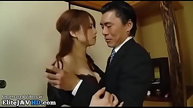 Japanese single Milf needs to fuck again - More at Elitejavhd.com