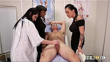 Jodie Lee Chantelle Fox and Alyssa Divine