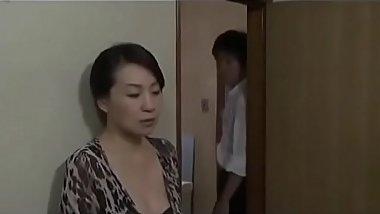 Japanese MILF'_s adultery was discovered by his son - Pt2 On HDMilfCam.com