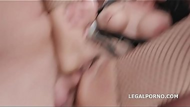 www.angela69.org Monsters of DAP, Lily Lane gets 5on1 Balls Deep Anal, DAP, TP, Gapes, Airplane, Swallow GIO814
