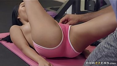 Feel The Burn Honey Moon &amp_ Damon Dice Brazzers Exxtra full video at http://bit.ly/brazzersfull